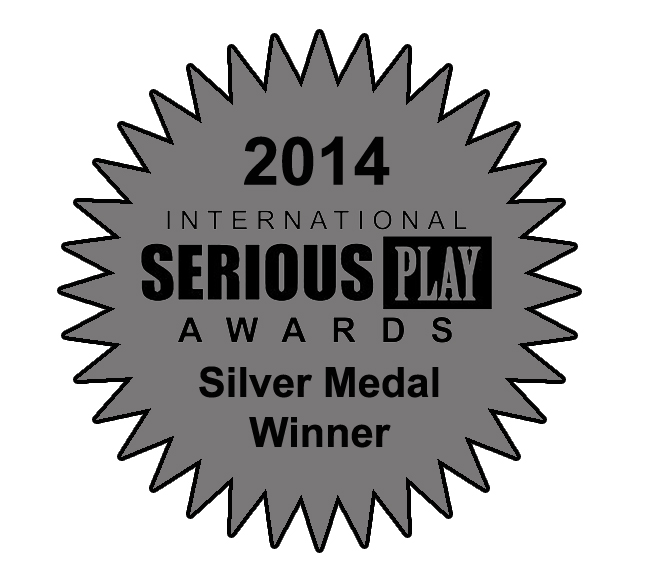 Serious Play Award Silver 2014